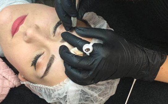 Beautiful brows
