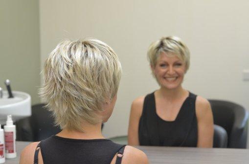 'Ik wilde een haarwerk en het liefst snel'