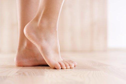 Veilige voetzorg bij reuma