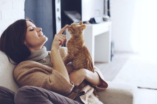 'Binnen een half uurtje was ik van mijn kattenallergie af!'