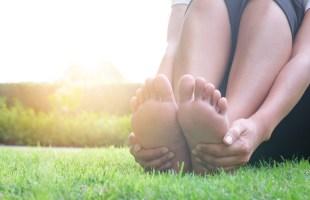 Zere voeten in de zomer? Nergens voor nodig!