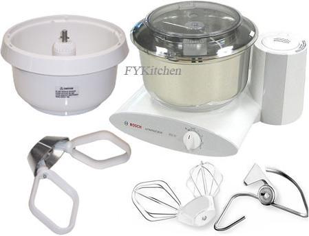 bosch kitchen mixer kidkraft grand espresso corner package stand universal plus