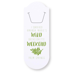 Personalized Rounded Bookmarks & Personalized Bookmarks