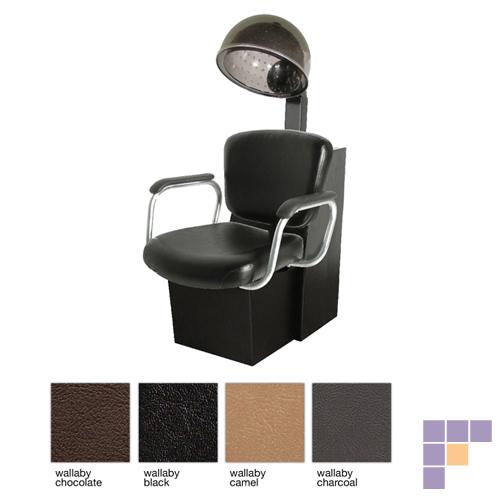 dryer chairs salon chub chair accessories jeffco 606 2 0 aero