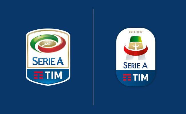 New Lega Serie A Brand Identity Forza27
