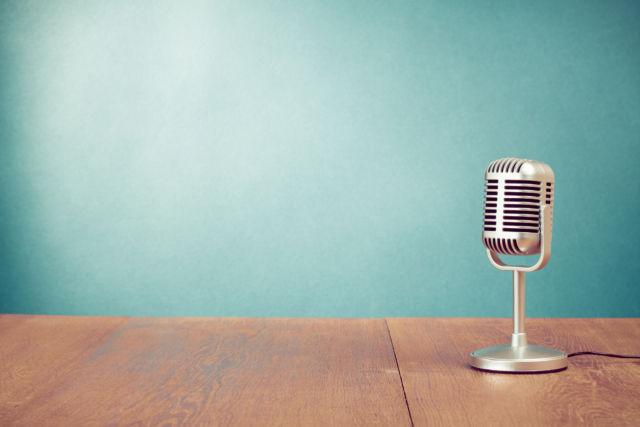 shutterstock_Blue Microphone