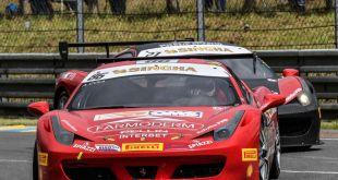Ferrari Challenge – Le Mans – kvalifikácia