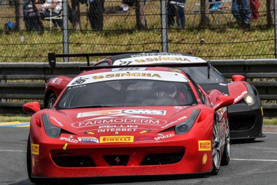 Ferrari Challenge, Le Mans