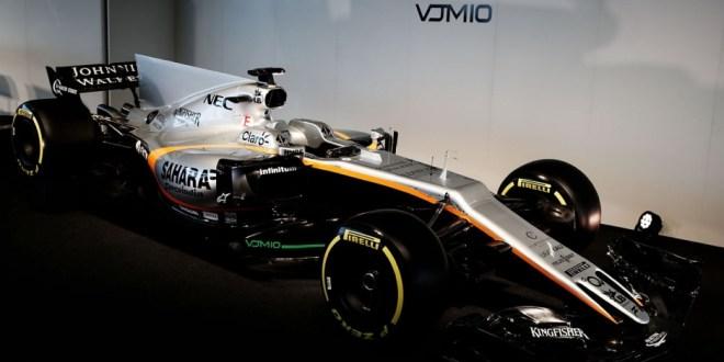 Force India predstavila VJM10