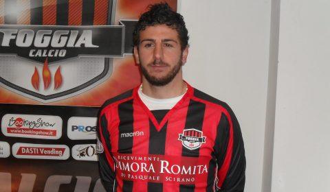 Il Molfetta calcio ha ingaggiato per la prossima stagione sportiva, il difensore, classe '90, Francesco D'Angelo, ex Nocerina, ha indossato la maglia rossonera nella stagione 2008/2009 collezionando 6 presenze.