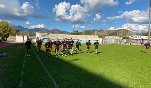 """La Nocerina ha ripreso la preparazione questo pomeriggio allo Stadio """"San Francesco"""". La squadra, al completo, di mister Cavallaro subito al lavoro in vista del recupero di mercoledì contro la […]"""