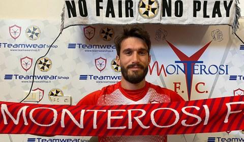 Andrea Montanari è un nuovo calciatore del Monterosi Fc. Il presidente Luciano Capponi regala un ulteriore rinforzo alla rosa di mister D'Antoni con l'arrivo dell'esperto centrocampista. Classe 1986 Montanari non […]