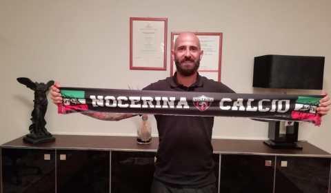 La Nocerina calcio comunica di aver raggiunto l'accordo per la stagione 2021/22 – 2022/23 con l'attaccante classe 1983 Fabio Mazzeo. Si tratta di un gradito ritorno per il calciatore che […]
