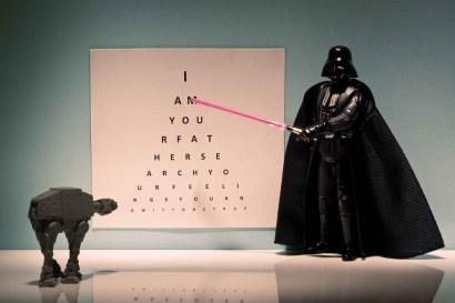 Exame de vista é sempre importante.