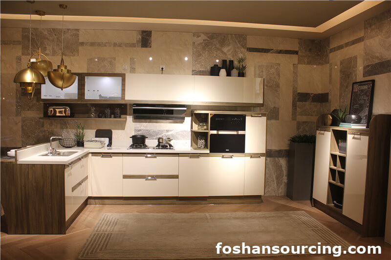 How To Buy And Import Kitchen Cabinets From China? Foshan Sourcing