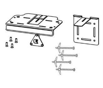 Polycom Mounting Bracket Extensions