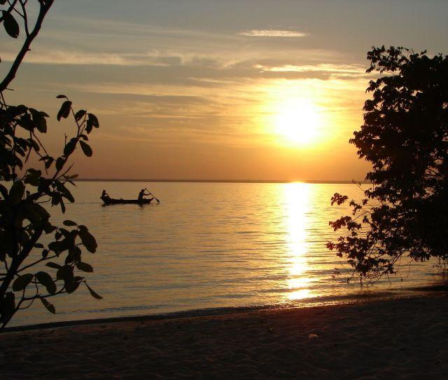 Amazon River Santarem Brazil