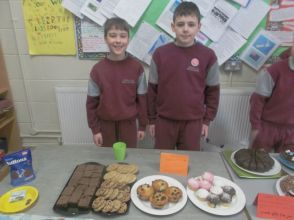 Bake Sale in 4th Class 2018 - 07