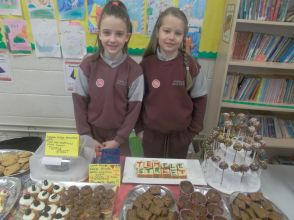 Bake Sale in 4th Class 2018 - 13