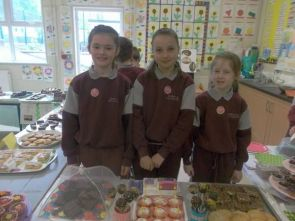 Bake Sale in 4th Class 2018 - 26