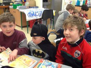 Paired Reading (Juniors) 2018 - 15