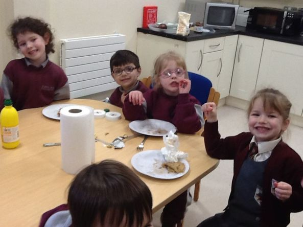 Pancake Tuesday (Juniors) 2018 - 01