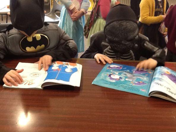 World Book Day (Juniors) 2018 - 22