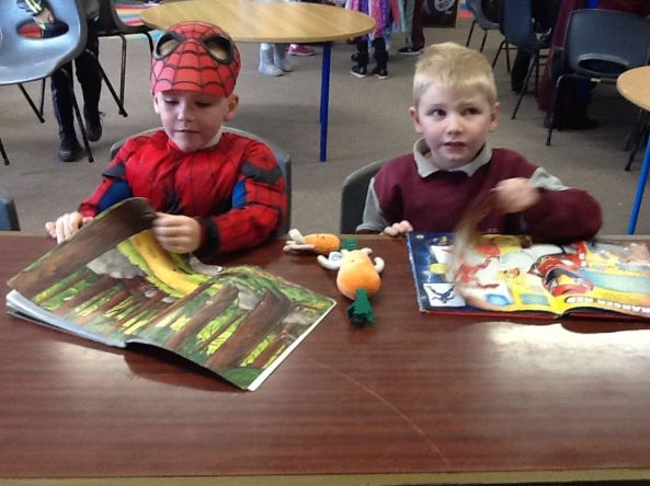 World Book Day (Juniors) 2018 - 32