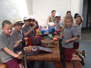 School Tour Juniors Seniors 2018 - 23