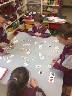 Team Teaching Junior Infants 2018 - 10