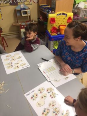 Team Teaching Junior Infants 2018 - 11