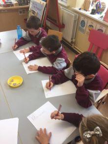 Team Teaching Junior Infants 2018 - 15
