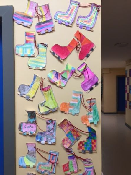 Christmas Art Displays 2018 - 11