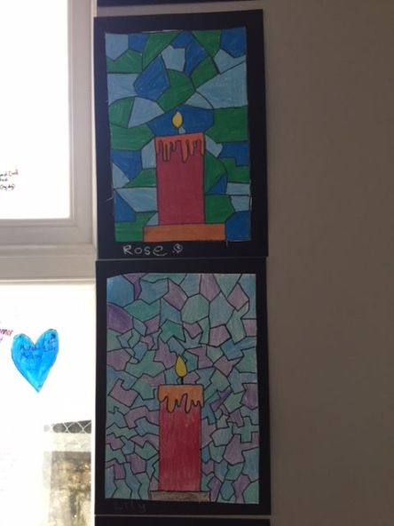 Christmas Art Displays 2018 - 16
