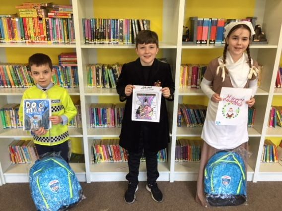 Literacy week in Fossa School 2019 - 14