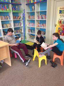 Literacy week in Fossa School 2019 - 39