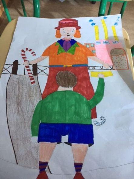 Literacy week in Fossa School 2019 - 49