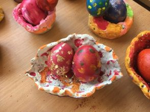 Easter Egg nests JI - 14