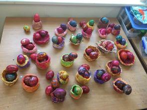 Easter Egg nests JI - 17