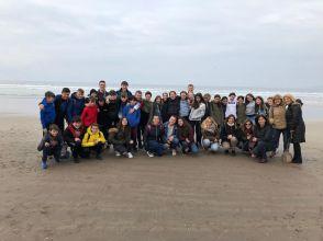 Erasmus Visitors - AprilI - 09