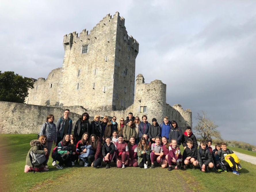 Erasmus Visitors - AprilI - 12