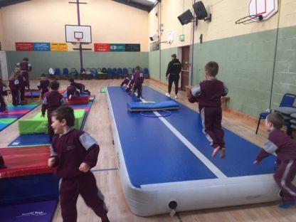 Gymnastics class JI 2019 - 01