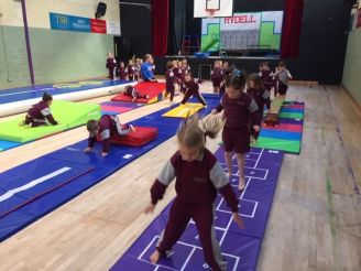 Gymnastics class JI 2019 - 02