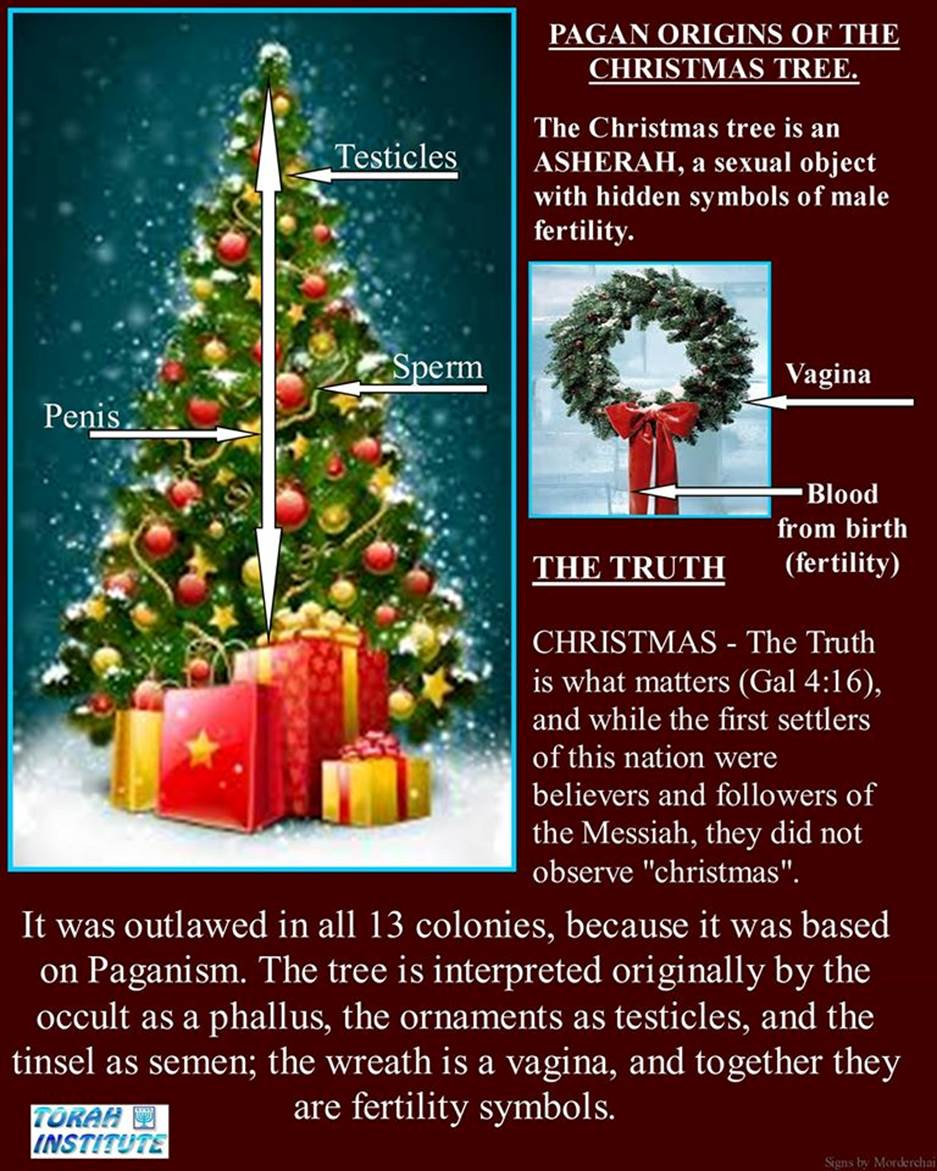 origin christmas tree ornaments pagan christmaswalls co