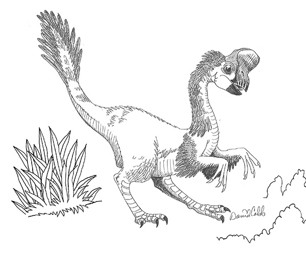 Oviraptor, Egg theif or Protective Mother?