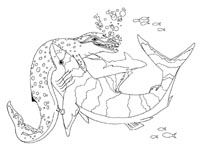 Megalodon-Wordsearch