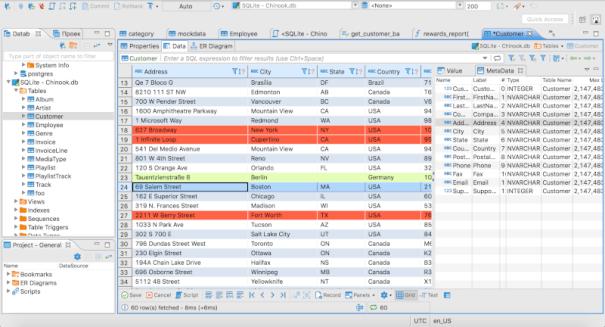 DBeaver - Universal Database Tool