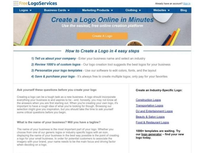 Creation Logo Png Logo Creation Online