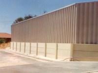 Panel & Post Retaining Wall Contactors Perth