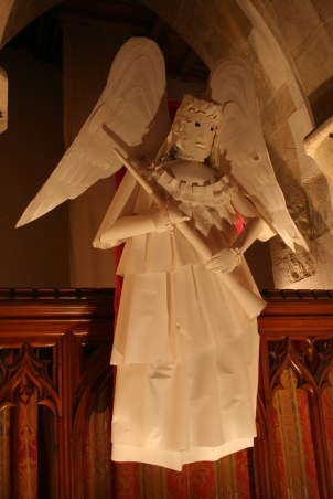 Christmas Tree Festival angel